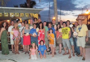 The LOST Travel Team... Key West, 2012!!!